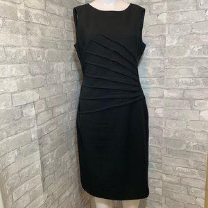 Black label by Evan Picone Dress Sz 6